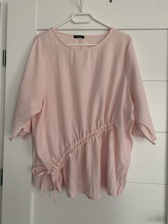 Różowa bluzka, rozmiar L