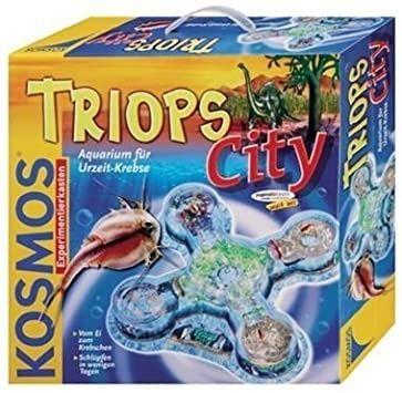 Гра акваріум triops city