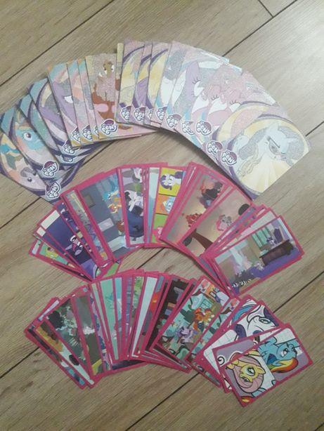 My Little Pony Szkoła Przyjaźni naklejki karty