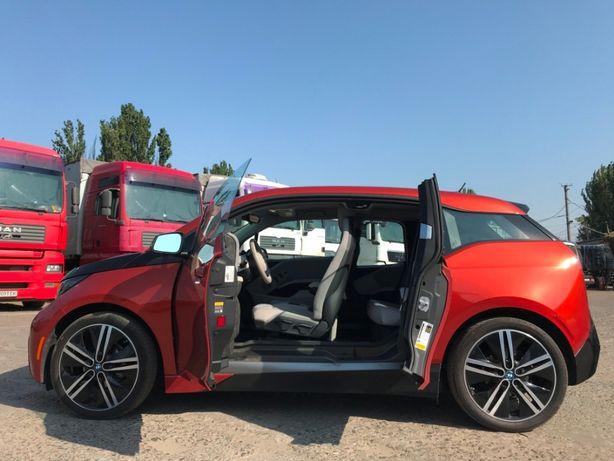 Электрический автомобиль (электромобiль/электрокар) BMW I3 mega world