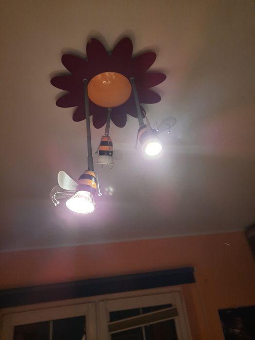 Lampa sufitowa dziecięca philips massive Kobyłka - image 1