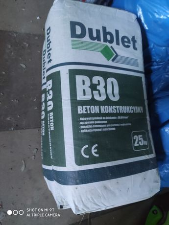 Beton Dublet B30