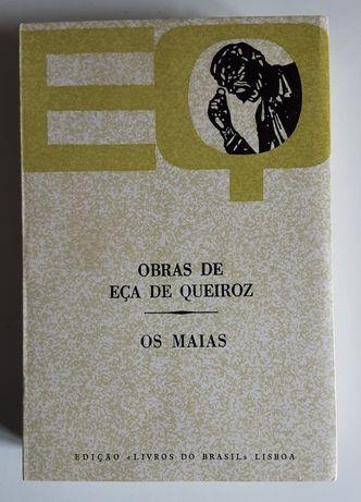Os Maias best seller de Eça de Queiroz