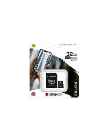 Cartão Memória Kingston Canvas Select Plus C10 A1 UHS-I microSDHC 32GB