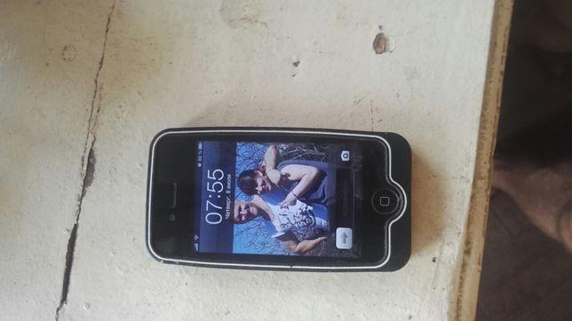 Айфон 4 стандарт cdma