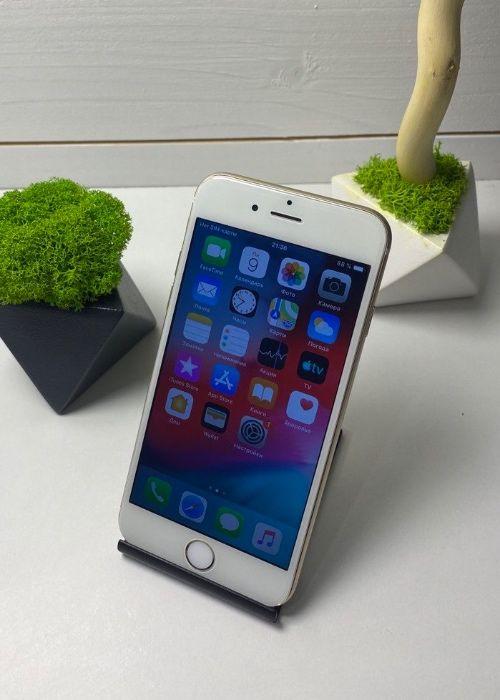 Apple iPhone 6 16gb gold айфон золото гарантия магазин №123 Винница - изображение 1