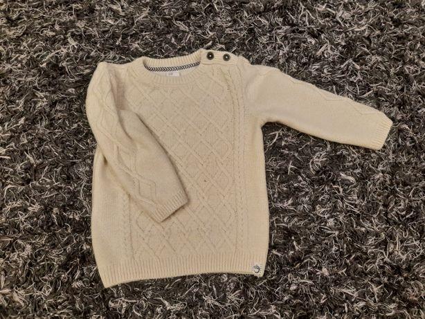 sweterek H&M r. 86 (12-18 m)