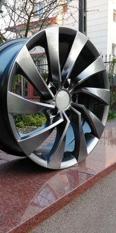 """Nowe! Felgi 17"""" 5x112 VW Arteon T-Roc Passat Tiguan Golf Skoda Seat"""
