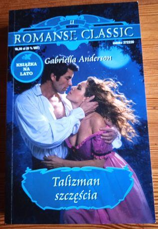Książka Gabriella Anderson - Talizman szczęścia