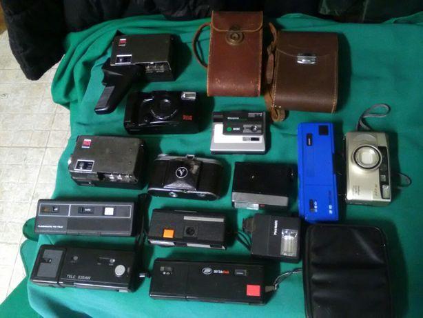 Máquinas fotográficas anos 60/70