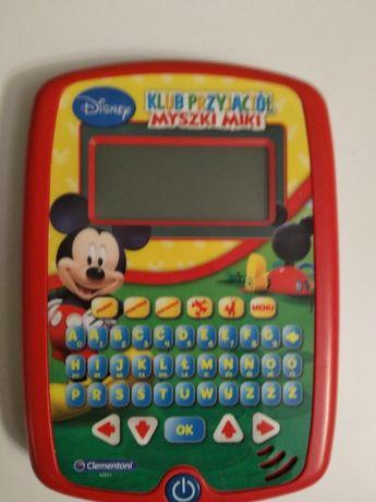 Tablet clementoni myszka Miki wersja polska