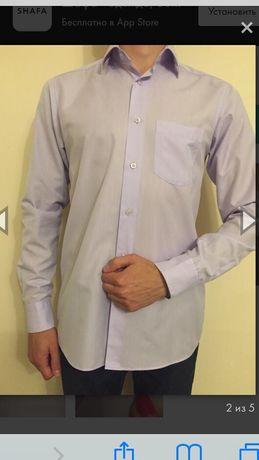 Рубашка муж раз S (44-46)