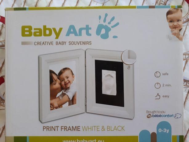 Baby Art фото рамка со слепком. Новая