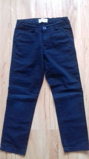 Spodnie dla chłopca 116