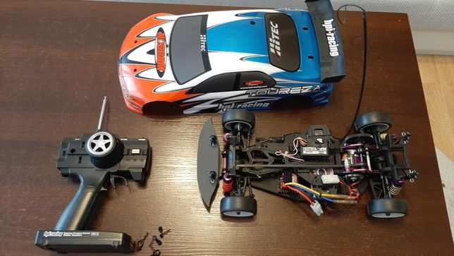Samochód RC HPI Sprint 2 sport RTR
