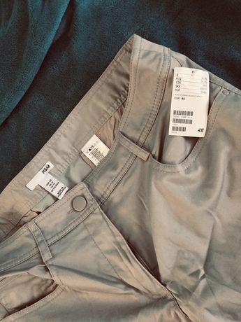 Nowe spodnie ala dzwony h&m