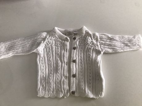 Sweterek bawelniany