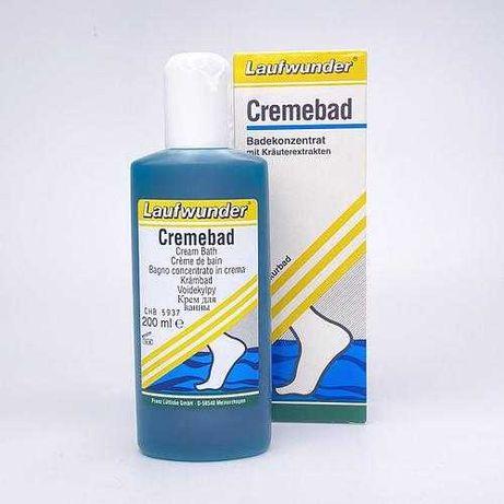 Размягчитель для ног, концентрат для ножных ванн / Cremebad