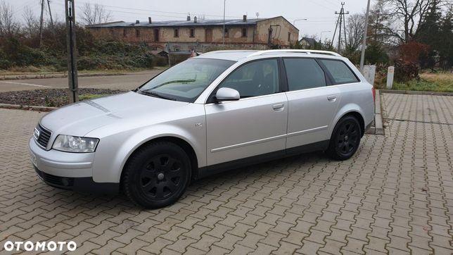 Audi A4 Śliczna A4 1.8T Klimatronik Elektryka SUPER STAN OPŁACONY