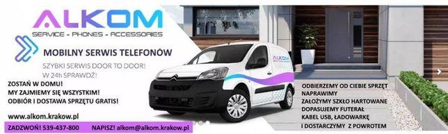 Serwis GSM Mobilny odbiór i dostawa Free naprawa telefonów, smartfonów