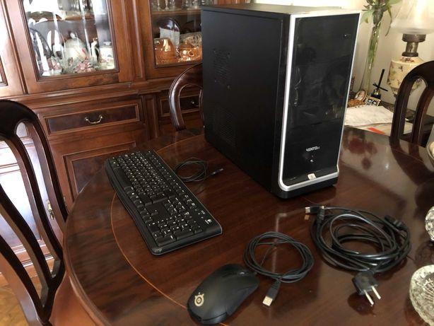 Computador Gaming i7-3770 CPU - 3.40GHz - 8GB RAM - Asus GTX 660 Ti