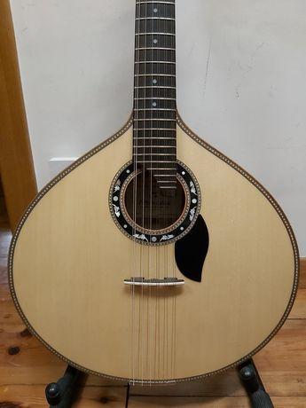 Guitarra fado Artimusica 70720 luxo como nova