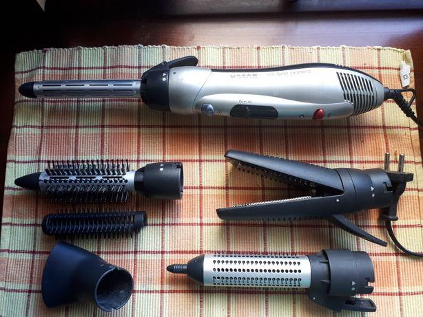 Фен-щётка Bosch PHA beautixx curly ion