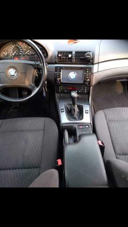 Radio 2din do BMW e46