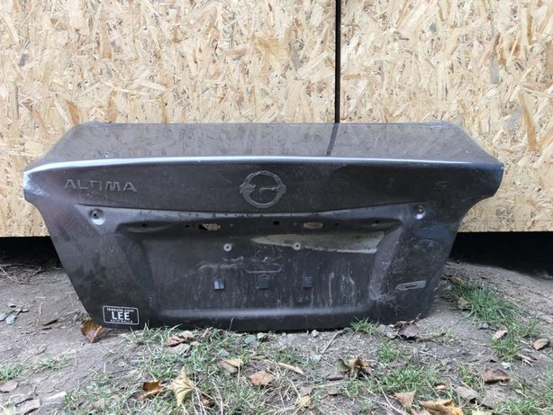 Кришка багажнику, ляда.nissan altima 2013-2015 L33