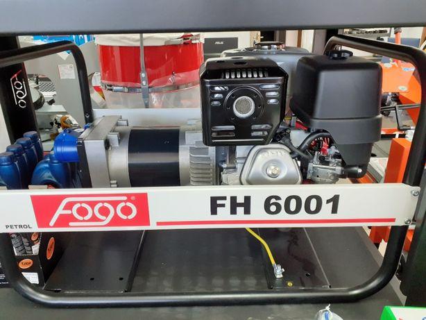 Agregat prądotwórczy Fogo FH 6001 6kVA 230V
