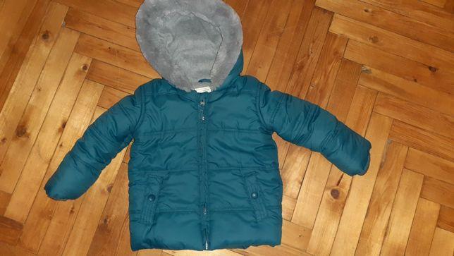 Зимово осіння куртка George Англія 12-18 міс.