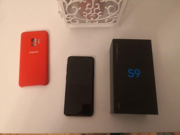 Samsung Galaxy S9! Okazja! Komplet!