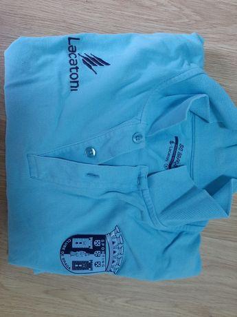 Polo azul SC Braga