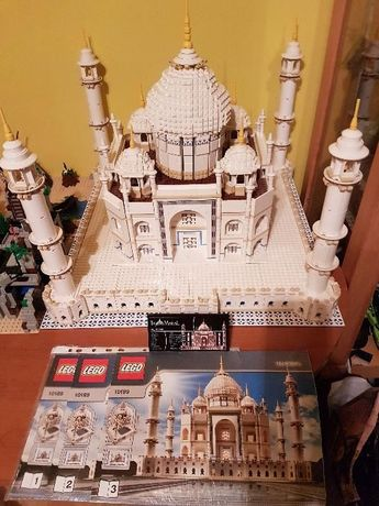 LEGO-10189-TAJ-MAHAL absolutny rarytas dla kolekcjonera