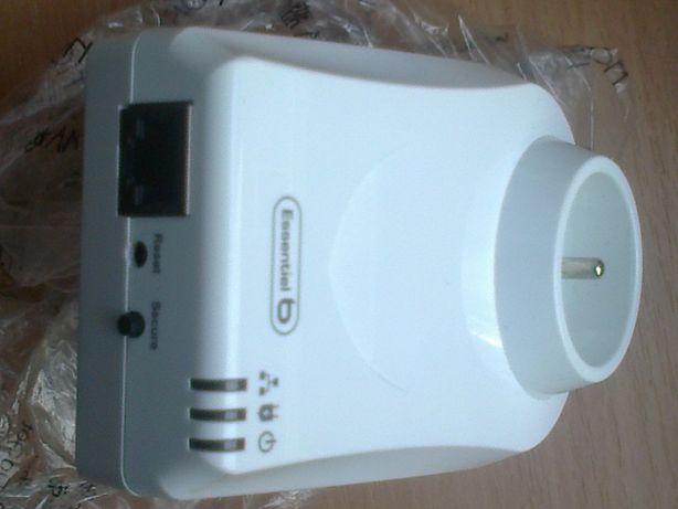 Nowy Transmiter Sieciowy 230 V Essentiel CPL200
