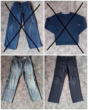 Paka ubrań dla chłopca rozmiar 140-146! 2 rzeczy!