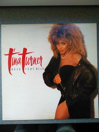 Tina Turner 1986 USA