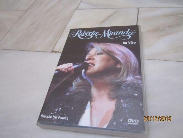 DVD Roberta Miranda