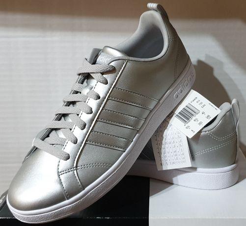 Buty damskie Adidas VS ADVANTAGE rozm 39 1/3 dł. wkł. 25,5 cm nowe