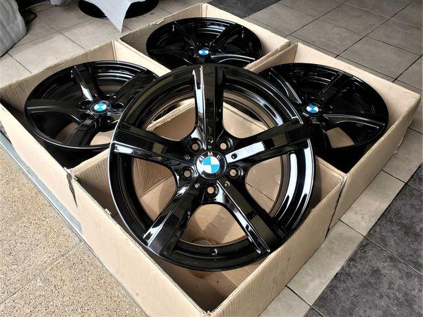 Alufelgi 17 BMW Czarne F10 E46 E83 E84 E90 F25 X1 X3 WZ 290 5x120 139#