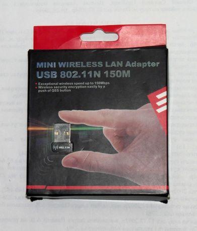 USB-адаптер Wi-Fi стандарт