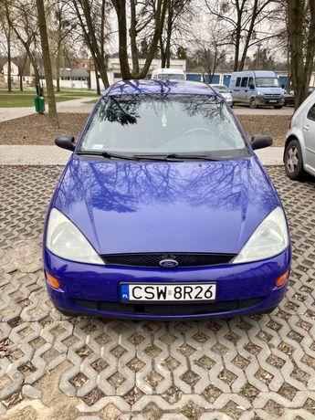 Sprzedam Zamienie Ford Focus 1.8 TDDi najlepszy diesel  Bez Dpf i dwu