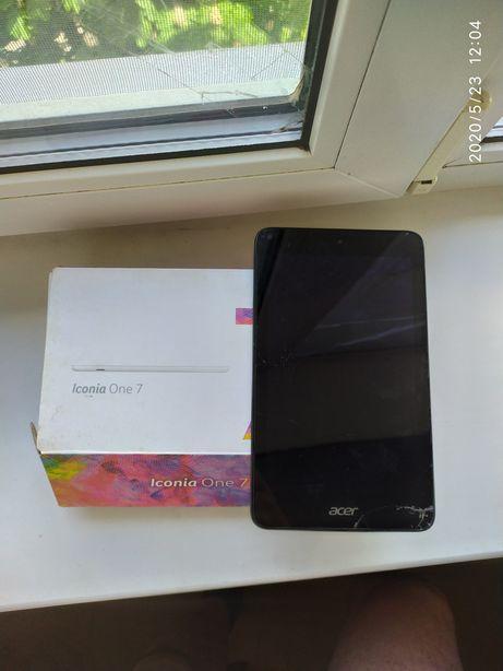 Планшет Acer Iconia one 7 b1-750 16 gb