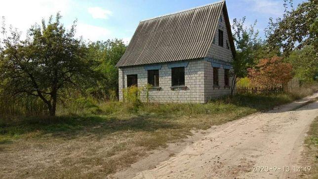 Продажа садового домика и 5 соток в Фастове, на выезде в Киев