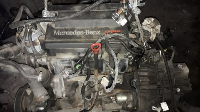 Silnik ze skrzynią MB Vito 112 2.2 CDI 122km Gwarancja rozruchowa!