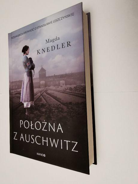 Książka Położna z Auschwitz