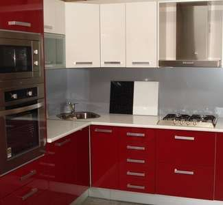 Móveis de cozinha, Ref.008, modernos a preço de fábrica