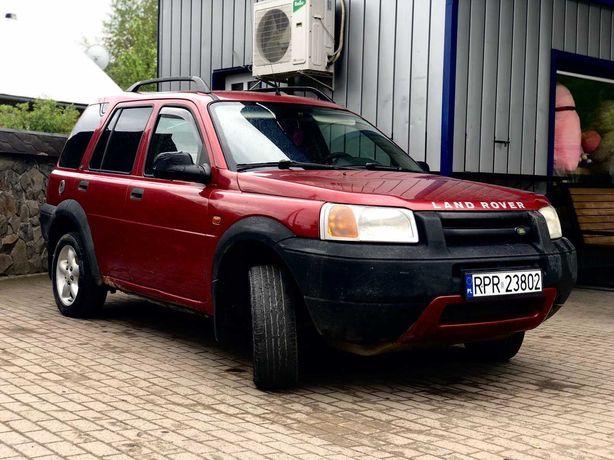 Автомобіль Land Rover