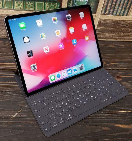 Планшет iPad Pro 12.9 2018 Wi-Fi 256GB Space Gray MTFL2 / ГАРАНТИЯ