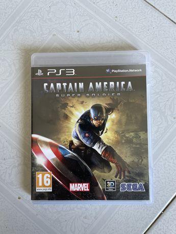 Jogo captain america super soldier ps3